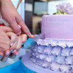 Разрезаем тортик