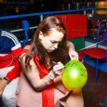 Написать желание на шарик